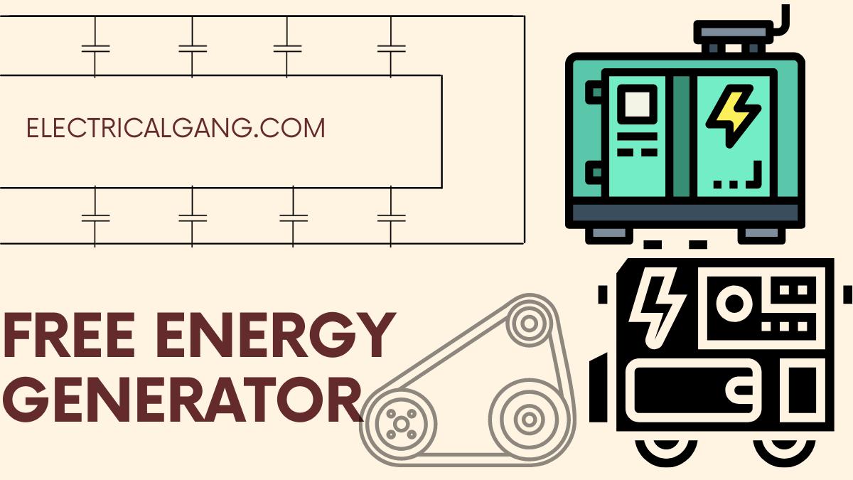 Generator energy nikola freie tesla TESLA FREE